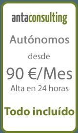 tarifas autonomo