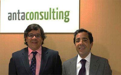 Ignacio de Anta y Gonzalo de Anta son los Socios fundadores de Anta Consulting
